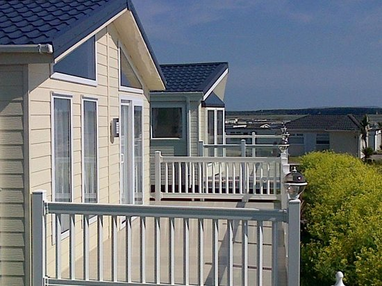 Kidwelly, UK: Accommodation at Carmarthen Bay