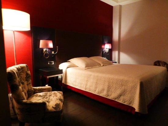 Hotel Boutique Gareus: habitación