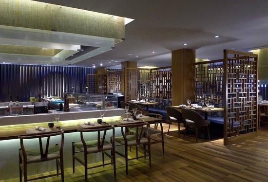 Zen: Oriental Specialty Restaurant at The Park