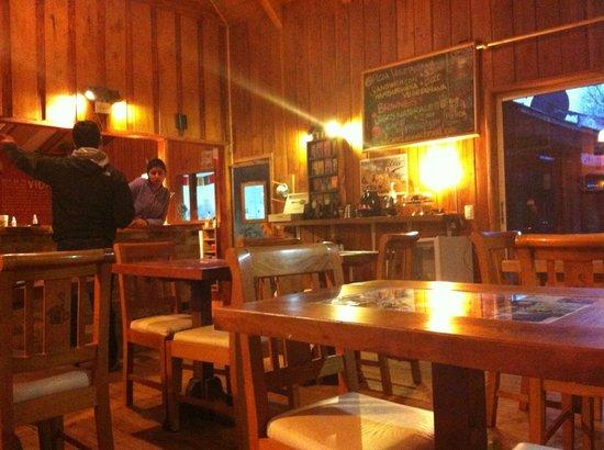 Lounge Brasil: Excelente café!