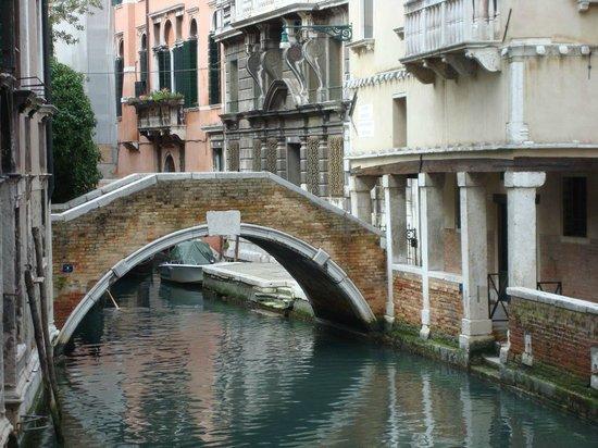 Hotel Bernardi Semenzato : Próximo ao Hotel Bernardi