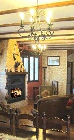 Casa Rural Villa Airen Almagro: salón
