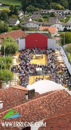 La venta yasola picture of urrugne basque country for Hotels urrugne
