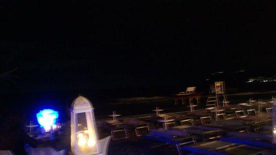 Restaurant La Prua: panorama