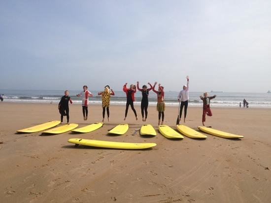 Longsands Surf School Picture