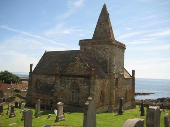 Strachan Tours: A Norman Church