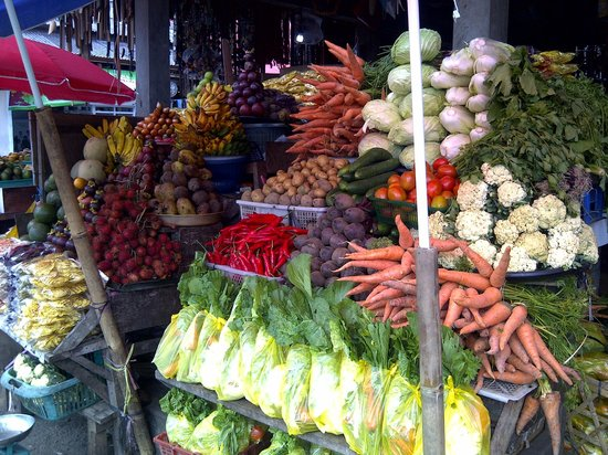 Bali Trust Driver - Private Tours: Fruits and Vegetable market in Candi Kuning,Bedugul
