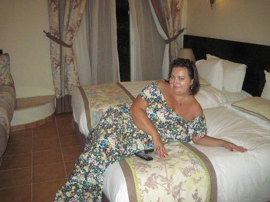 BEST WESTERN Odyssee Park Hotel : в номере