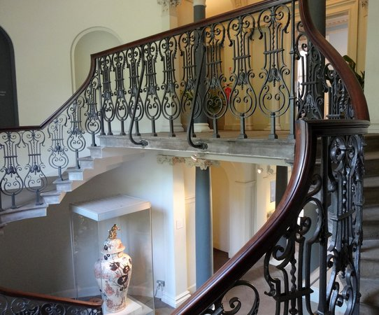 Gallery of Costume: Staircase.
