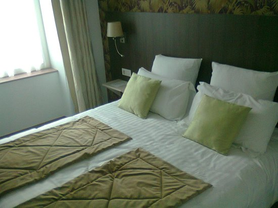 Hotel de France et d'Europe : Chambre N°109