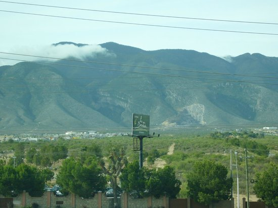 Camino Real Saltillo: request a mountain view room