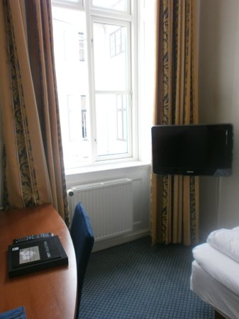 First Hotel Esplanaden : My room