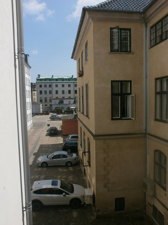 First Hotel Esplanaden: View from the room