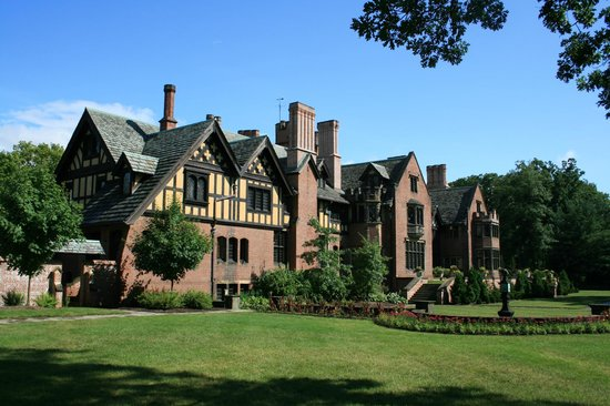 Stan Hywet Hall and Gardens : Stan Hywet Hall