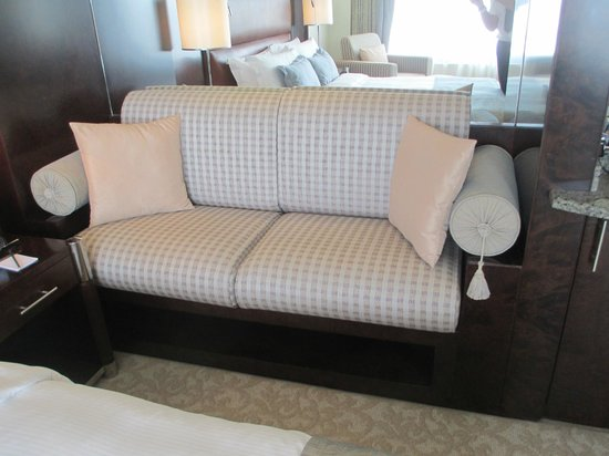 InterContinental Abu Dhabi: chambre