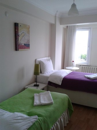 Leda Flats: Bedroom 1