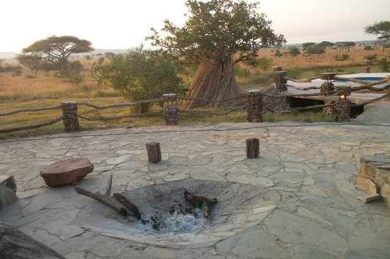 Grumeti Migration Camp : ECO LODGE