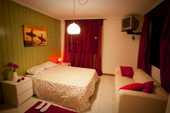 Latas Surf House: Room/suite