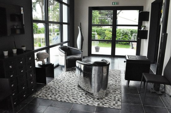 Hotel Lann-Roz : réception