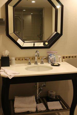 Sheraton Montreal Airport Hotel: Stylish sink