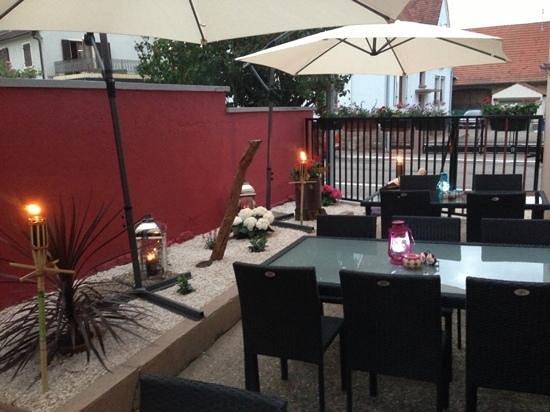 Stammtisch : terrasses
