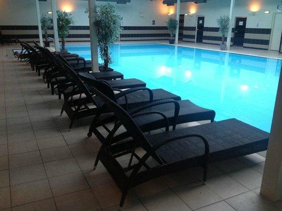 Decleor Spa at Mar Hall: Poolside