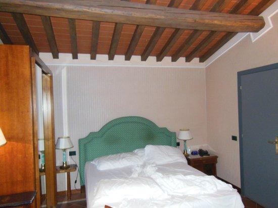 Hotel Panama: chambre vieillotte