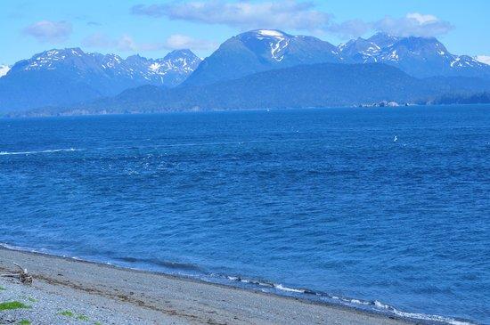Land's End Resort: Kachemak Bay, Homr, AK