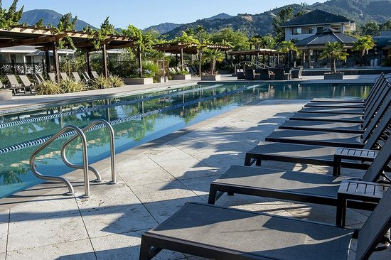 Calistoga Room And Spa Packages
