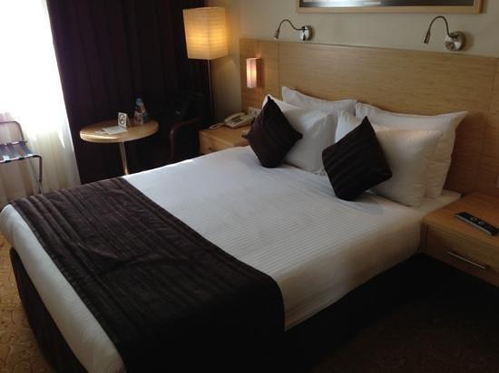 Best Western Plus The President Hotel: Room