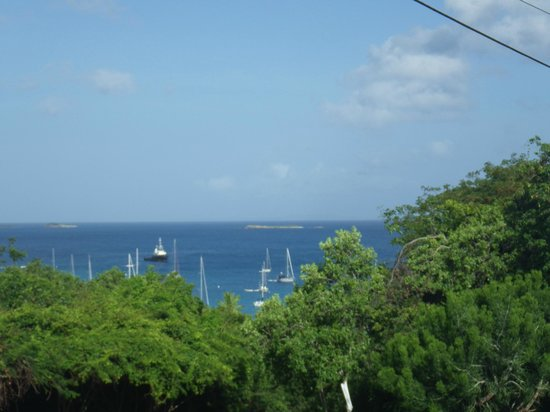 Virgin Islands Campground: Yet another amazing view