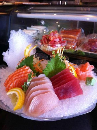 Sushi Thai Too: Sushi mori