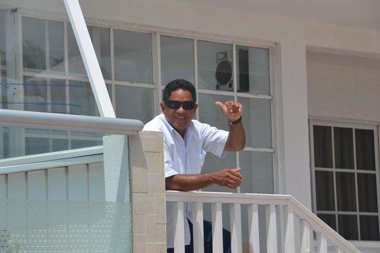 Hotel Bahia Sardina: Jorge Montalvo lo recordaremos siempre con mucho cariño