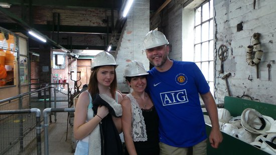 National Coal Mining Museum for England : Great day all round.