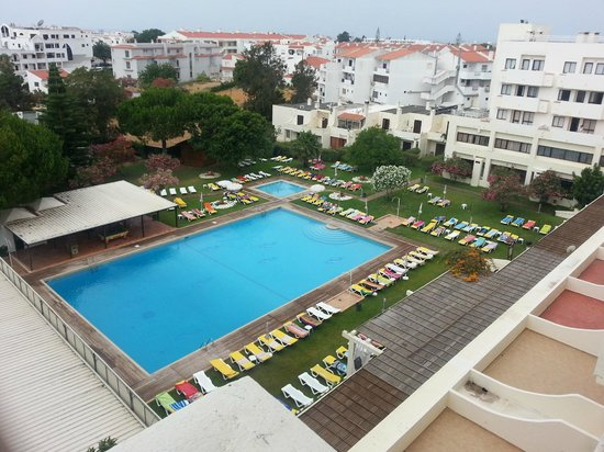 Albufeira Sol Suite Hotel & Spa: View From Our Room
