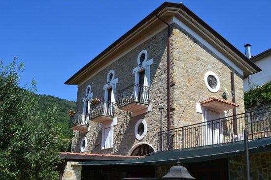 La Casa Di Lidia B&B: B&B in pietra vista