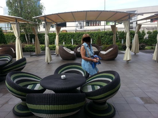 Terraza Picture Of The Hub Hotel Milan Tripadvisor