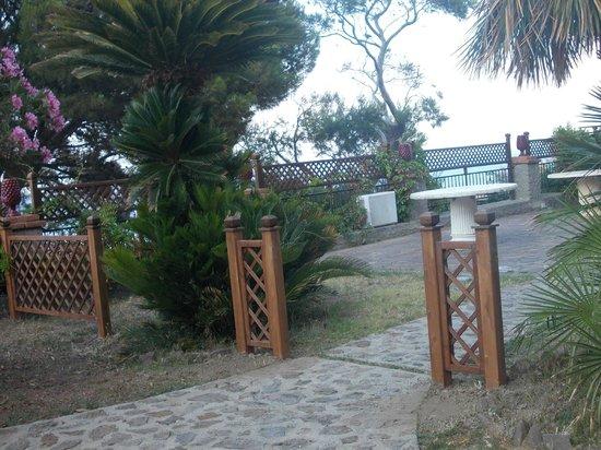 Villa Ridente Club: giardini