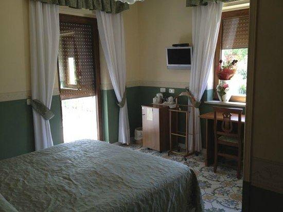 Bellavia Relais B&B: View of room