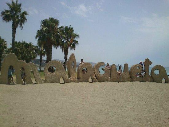 Malaga Bike Tours & Rentals by Kay Farrell : Beach