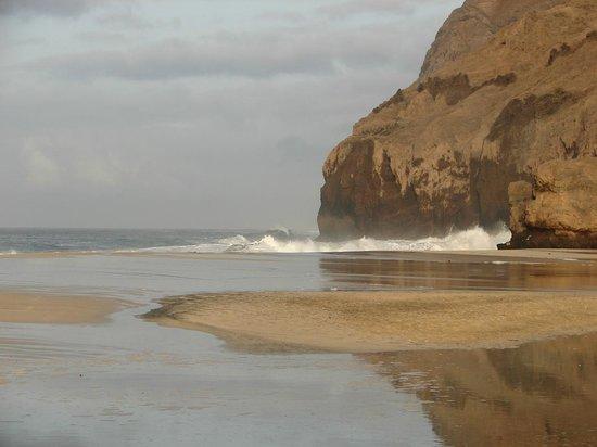 Foya Branca Resort Hotel : Vue de la plage