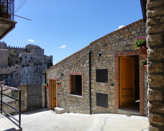 Casa Vacanze Caccamo: prospetto Casa  Vacanze