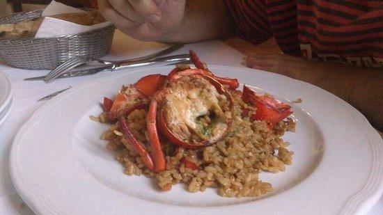 S'Epoca : Paella bogavante