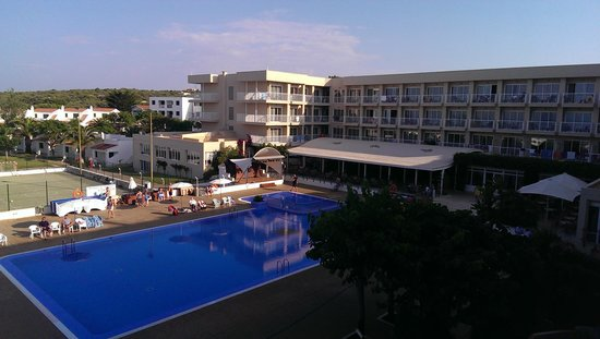 Hotel Club Sur Menorca: Hotel Sur Menorca