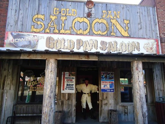 ‪Gold Pan Saloon‬