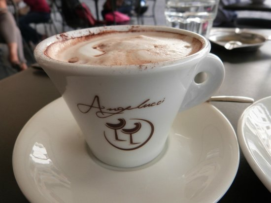 Angelucci Cafe: Imperdible!
