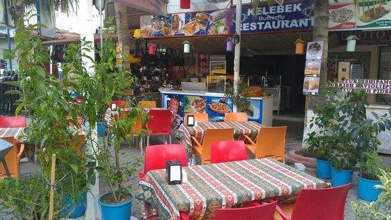 Kelebek Restaurant