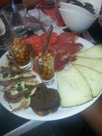 Le Vauban : excellent restaurant le plateau méditerranéen est une vraie réussite de saveurs et de couleurs m