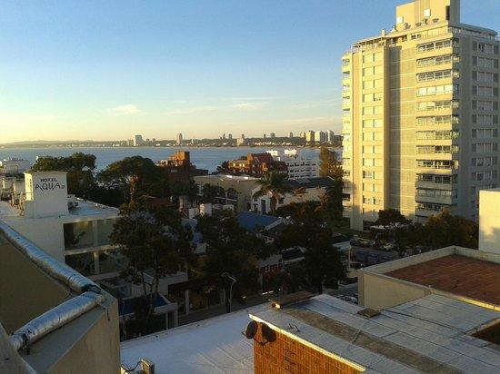Hotel Remanso: Vista da Praia Mansa