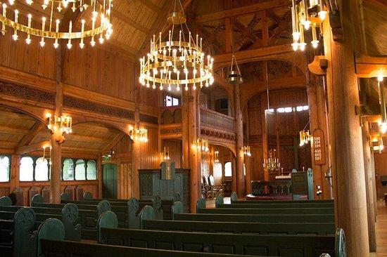 Holmenkollen kapell